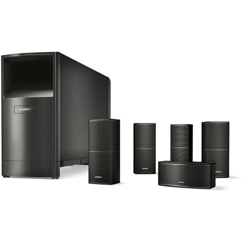 bose acoustimass 10 series v home theater speaker 720962 1100