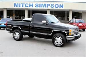 sell used 1990 chevrolet 1500 silverado 4x4 bed