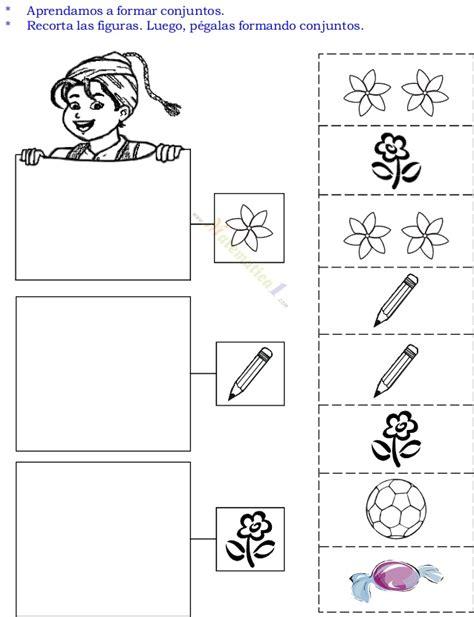 agrupaciones inicial libro de matematicas para ni 241 os de 3 4 y 5 a 241 os kinder