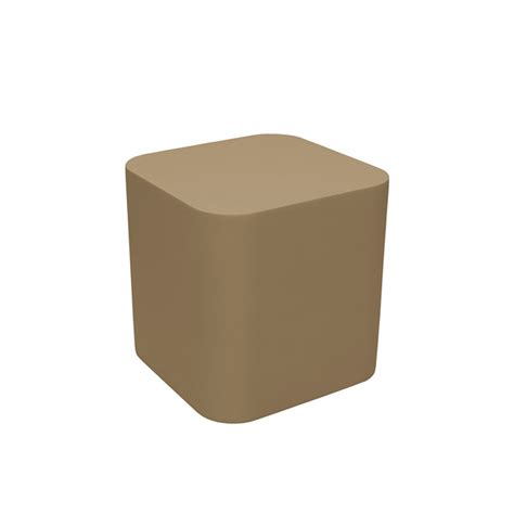 And Light Brown Stool by Fab Fab Is Everyday Design