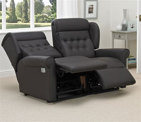 Black Recliner Sofa by Valencia Black Leather Reclining Corner Sofa Sofa
