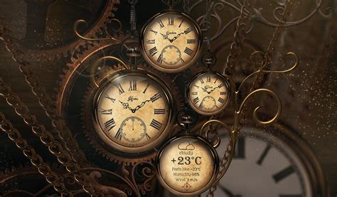 antique clock wallpapers weneedfun