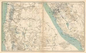 map of oregon and nevada essayons topographical map of california nevada oregon
