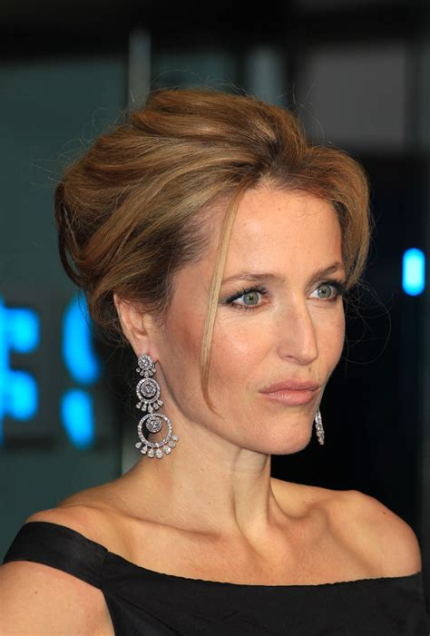 hair dues for a 54yr old women wedding hairstyles pinned back twist gillian anderson