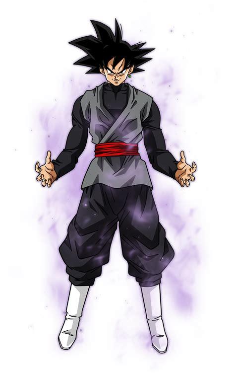 Black Goku | goku dragon ball z and dragon ball on pinterest