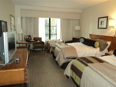 Hotels In Orlando With In Room by Garden View Room Picture Of Rock Hotel At Universal