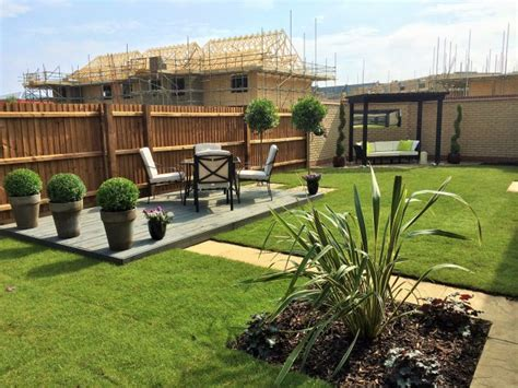 new homes cambridge show garden mdc landscapes ltd