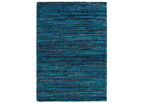 hochflor teppich blau design teppich hochflor chic meliert blau teppiche