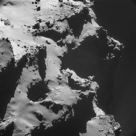 Dans Rosetta 1 comete tchouri avant atterrissage rosetta 1 tuxboard