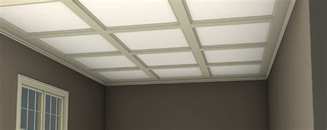 shallow coffered ceiling coffered ceiling system low profile ceiling beam system