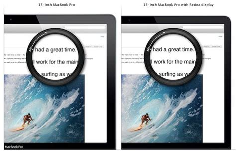 imagenes web retina display why the macbook air didn t get a retina display cnet