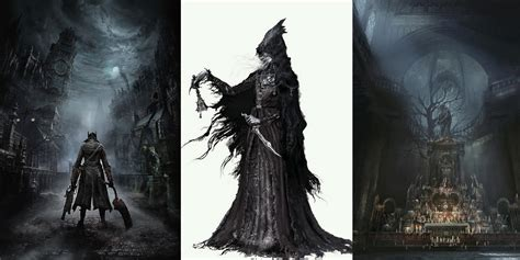 Jobs Resume by The Art Of Bloodborne