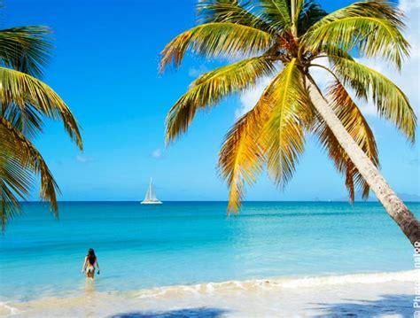 Les plages paradisiaques de Sainte Anne Voyages sncf.com