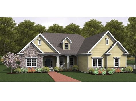 eplans ranch ranch with dining room 2134 square feet and 3 bedrooms