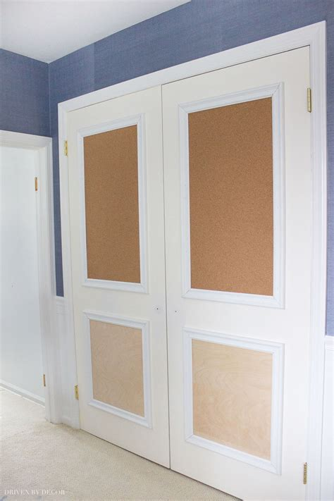 closet door ideas  unique ways  dress  closet doors