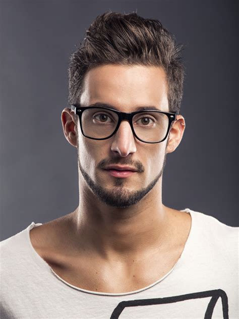 Cool Hairstyles For Guys With Glasses by 80 Quiff Pompador Hairstyles For