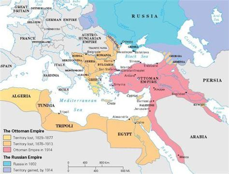 When Was The End Of The Ottoman Empire Ottoman Empire Map 1914 Slowcatchup
