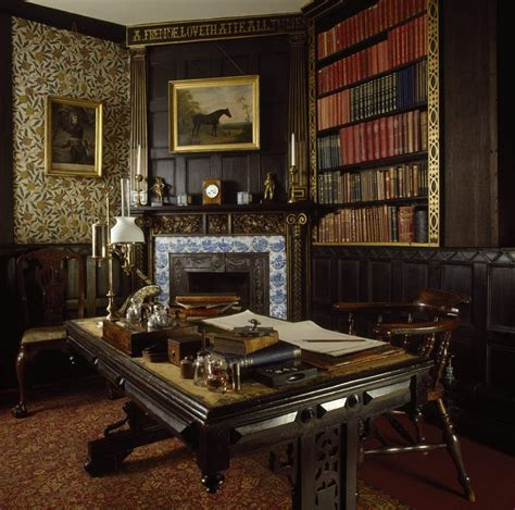 Modern Ideas For Living Rooms speke hall on aboutbritain com
