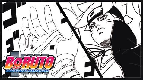 boruto curse mark boruto next generation naruto manga chapter 10 boruto s