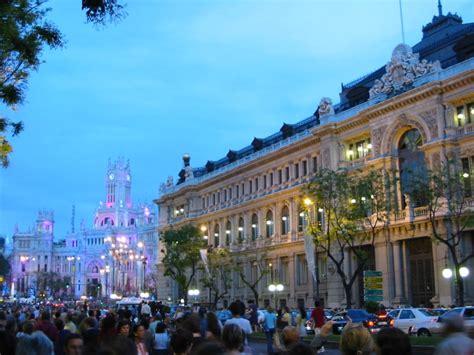 bank spanien bank spanien sehensw 252 rdigkeit in madrid spanien