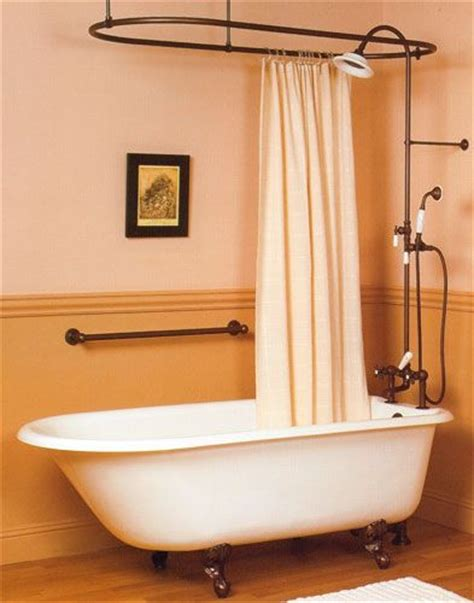 showers for clawfoot bathtub 25 best ideas about clawfoot tub shower on pinterest