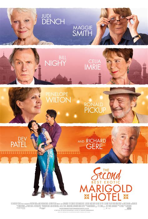 film india hotel marigold the second best exotic marigold hotel review