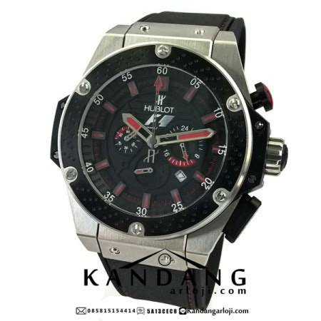 Harga Jam Tangan Merk Hublot King Power F1 jual hublot f1 quot king power quot zirconium kw