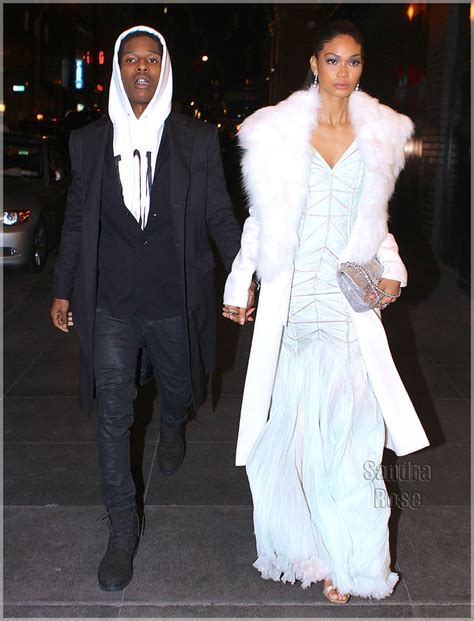 chanel iman diet and exercise asap rocky and chanel iman hold hands on a romantic dinner