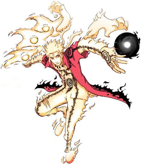 Kaos Bijuu character nine jinchuurikis