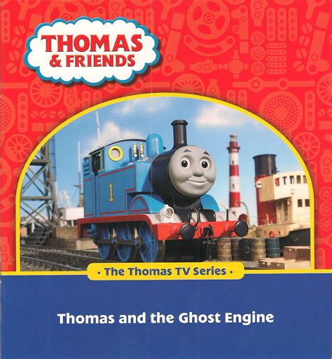 the ghost of thomas thomas and the ghost engine thomas the tank engine wikia