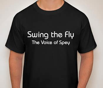 swing the fly swing the fly tees back in stock and shirt giveaway this
