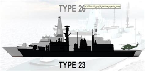 Nautical Design by Type 26 Global Combat Ship Gcs Capabilities Think