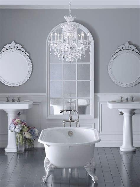 bathroom ideas gray a traditional grey bathroom