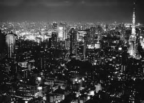 city black light black and white city grey lights image 432734