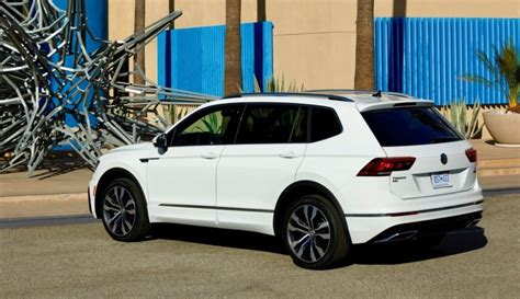 Volkswagen 2019 Price by 2019 Vw Tiguan Price Vehicle New Report