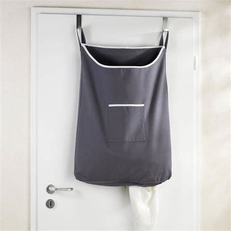 space saving laundry wenko space saving laundry bag grey