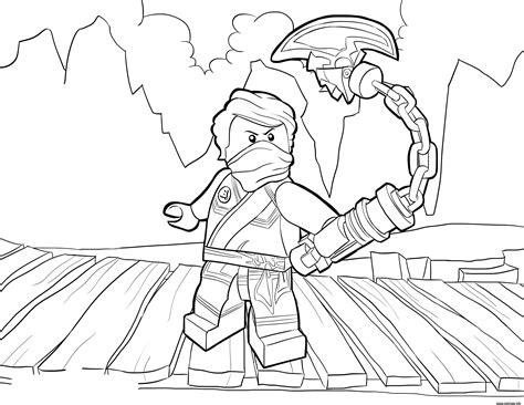 ninjago coloring pages season 5 coloriage lego ninjago lloyd tournament of elements dessin