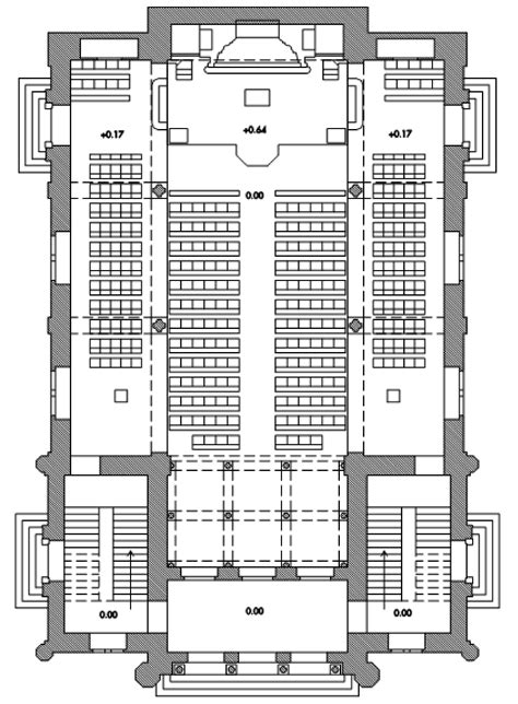 synagogue floor plan 7 best images of worksheets of a synagogue jewish