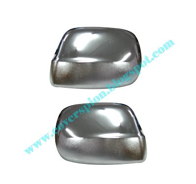 Cover Spion Terios Lu Chrome Murah cover spion xenia espass cover spion