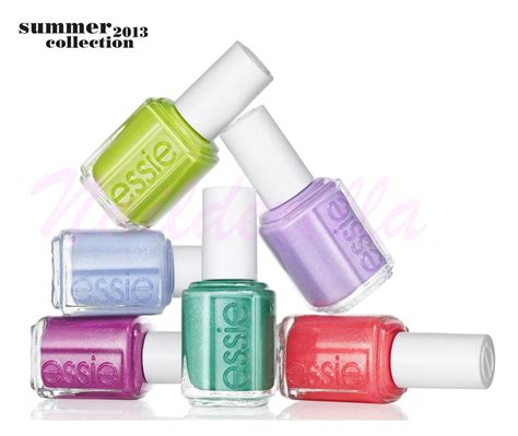 Essie Who Is The new essie collections for summer 2013 nailderella