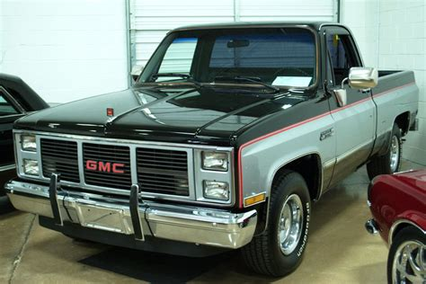 1986 gmc jimmy parts sold inventory speed classic car gallery in