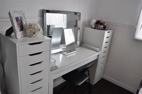 ikea makeup storage 7 ikea inspired diy makeup storage ideas