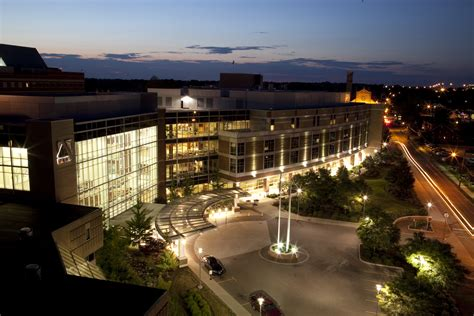 ohio hospital cures costly outdoor lighting delivers new