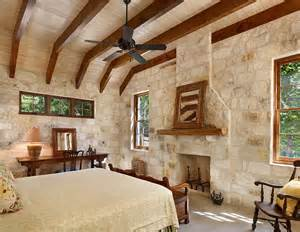 rustic wall 25 bedrooms that celebrate the textural brilliance of