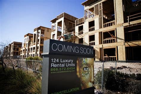 Apartment Leasing Las Vegas Demand For Luxury Apartments In Las Vegas Valley Summerlin
