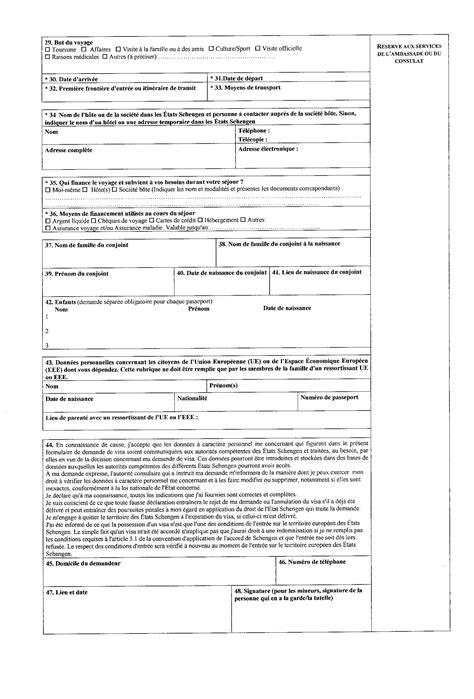 modele lettre d'invitation visa schengen en ligne