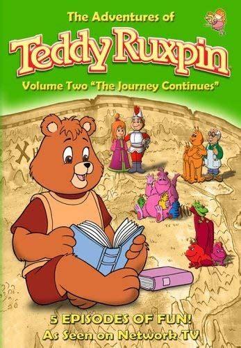 Teddy Adventures the adventures of teddy ruxpin tv series 1987 1988 imdb