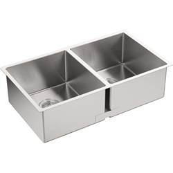 Kohler Kitchen Sinks Kohler K 5281 Na Strive Stainless Steel Undermount Bowl Kitchen Sinks Efaucets