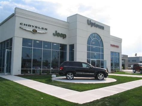 Dodge Dealership Wi Uptown Chrysler Jeep Dodge Ram Car Dealership In Slinger