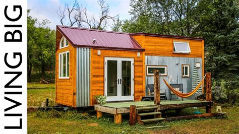 building a tiny house welcome to my future home youtube young woman s off grid green built tiny house designed for